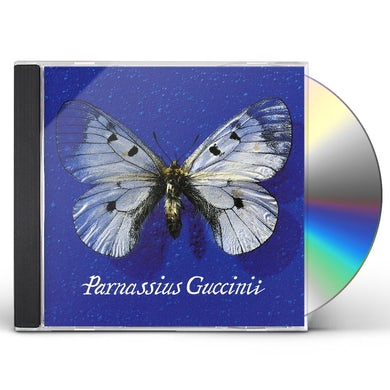 Francesco Guccini PARNASSIUS GUCCINII CD