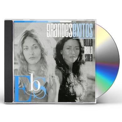 Ella Baila Sola GRANDES EXITOS CD