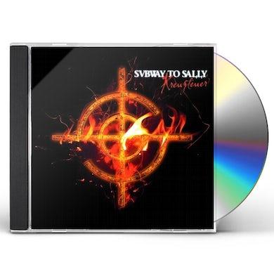 Subway To Sally KREUZFEUER CD