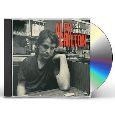 Alex Chilton LIVE AT THE OCEAN CLUB '77 CD