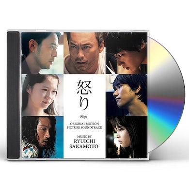 Ryuichi Sakamoto RAGE - Original Soundtrack CD