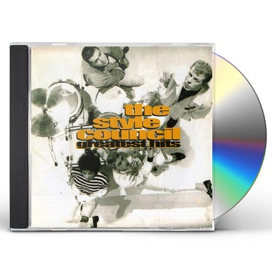 Style Council GREATEST HITS CD