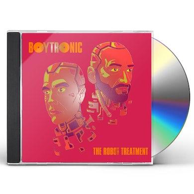 Boytronic ROBOT TREATMENT CD