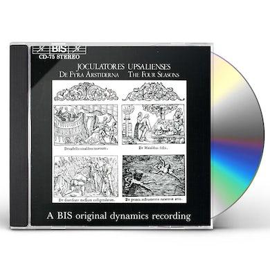 Joculatores Upsalienses FOUR SEASONS CD