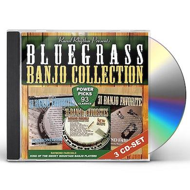 Raymond Fairchild BLUEGRASS BANJO COLLECTION CD