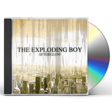 Exploding Boy AFTERGLOW CD