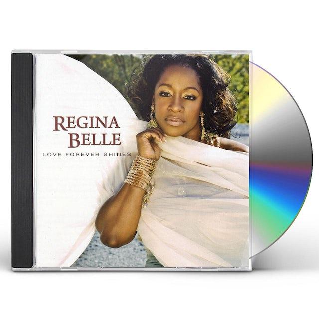 Regina Belle LOVE FOREVER SHINES CD