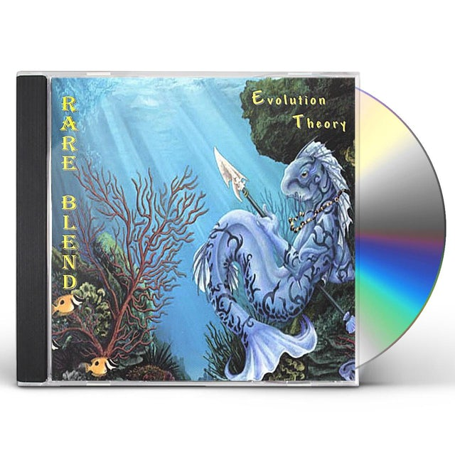Rare Blend EVOLUTION THEORY CD