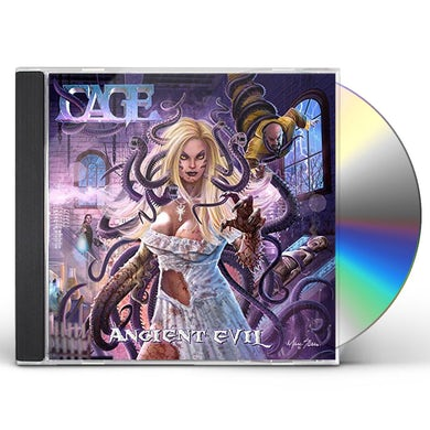 Cage ANCIENT EVIL CD