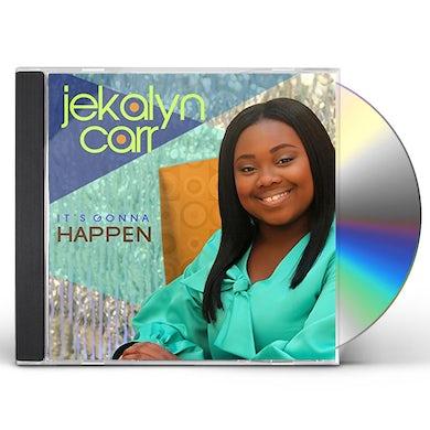 Jekalyn Carr IT'S GONNA HAPPEN CD