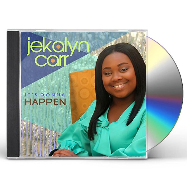 Jekalyn Carr IT'S GONNA HAPPEN CD