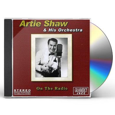 Artie Shaw ON THE RADIO CD