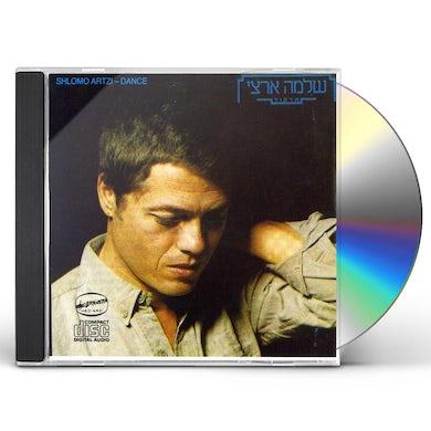 Shlomo Artzi DANCE CD