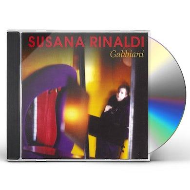 Susana Rinaldi GABBIANI CD