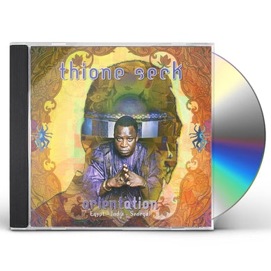 Thione Seck ORIENTATION CD