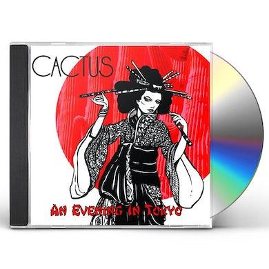 Cactus EVENING IN TOKYO CD