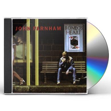 John Farnham ROMEO'S HEART CD
