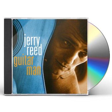 Jerry Reed GUITAR MAN CD