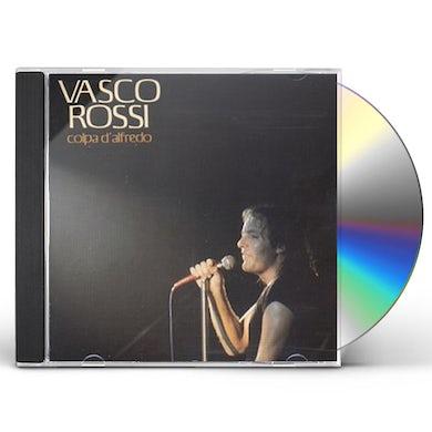 Vasco Rossi COLPA DALFREDO CD