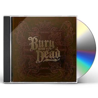 Bury Your Dead BEAUTY & THE BREAKDOWN CD
