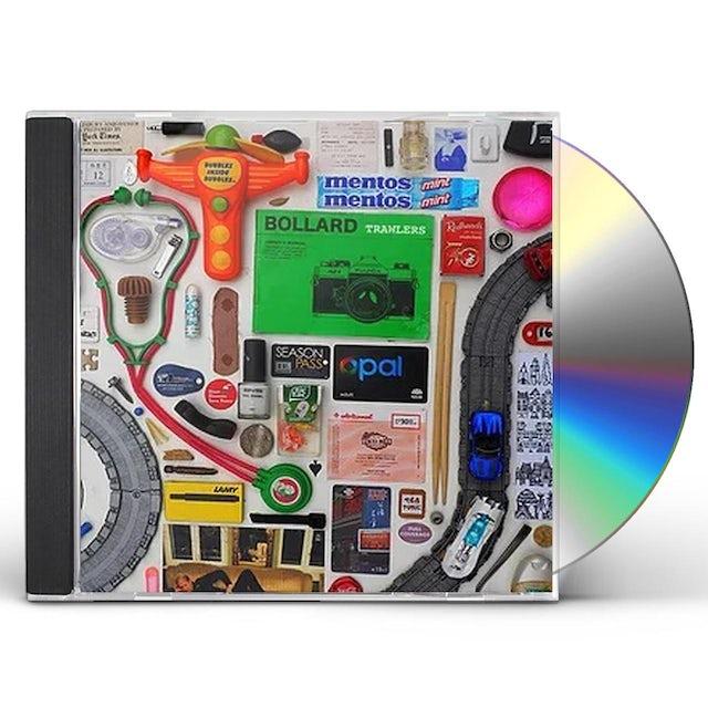 Bollard TRAWLERS CD