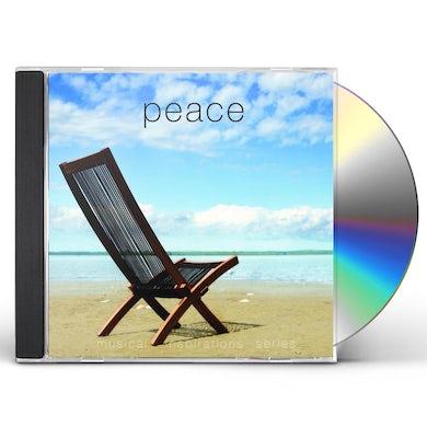 Daniel Kobialka PEACE: MUSICAL INSPIRATIONS SERIES CD