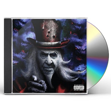 Twiztid INDEPENDENTS DAY CD