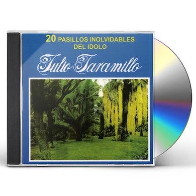 Julio Jaramillo 20 PASILLOS INOLVIDABLES CD