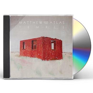 Matthew & The Atlas TEMPLE CD