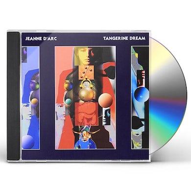 Tangerine Dream JEANNE D'ARC CD