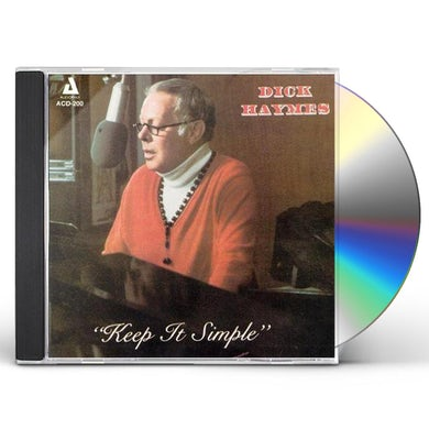 Dick Haymes KEEP IT SIMPLE CD