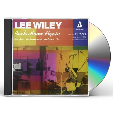 BACK HOME AGAIN CD