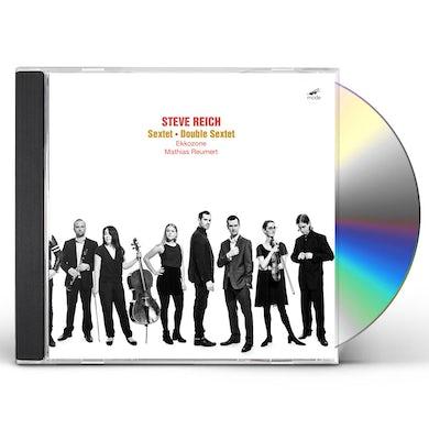 Reich / Ekkozone / Mathias Reumert DOUBLE SEXTET CD