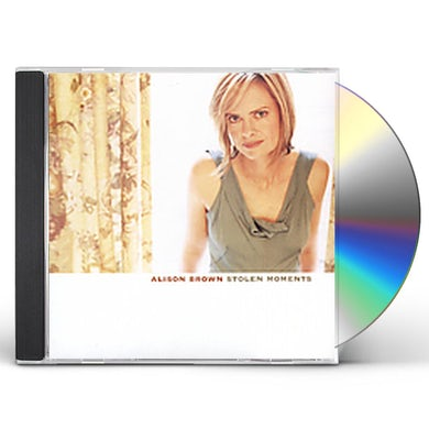 Alison Brown STOLEN MOMENTS CD