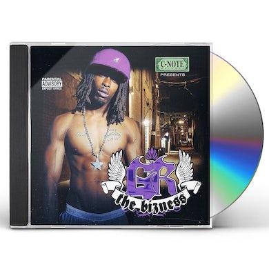 Gr BIZZNESS CD