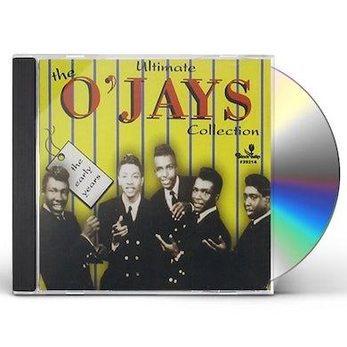 The O'Jays EARLY YEARS / I'LL BE SWEETER TOMORROW CD