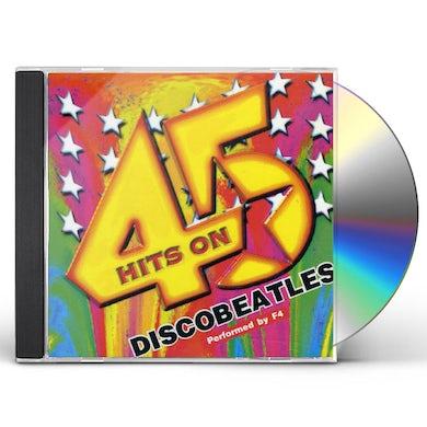 Stars On 45 DISCOBEATLES CD