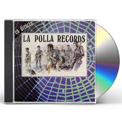 La Polla Records EN DIRECTO CD