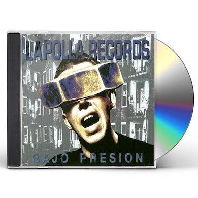 La Polla Records BAJO PRESION CD
