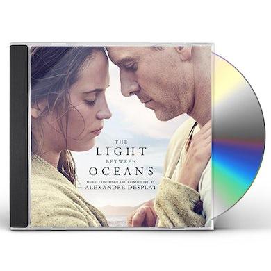 Alexandre Desplat LIGHT BETWEEN OCEANS - O.S.T. CD