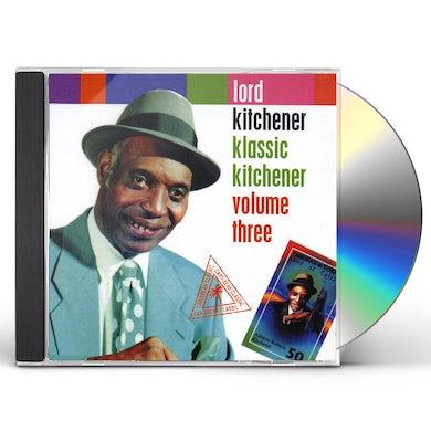 Lord Kitchener KLASSIC KITCHENER 3 CD