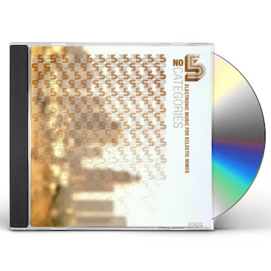 No Categories 5: Electronic Music Eclectic / Var CD