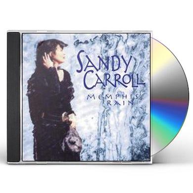 Sandy Carroll MEMPHIS RAIN CD