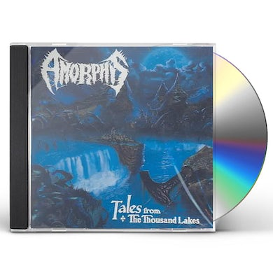 Amorphis Tales From The Thousand Lakes/Black Winter Day CD