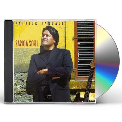 Patrick Yandall SAMOA SOUL CD