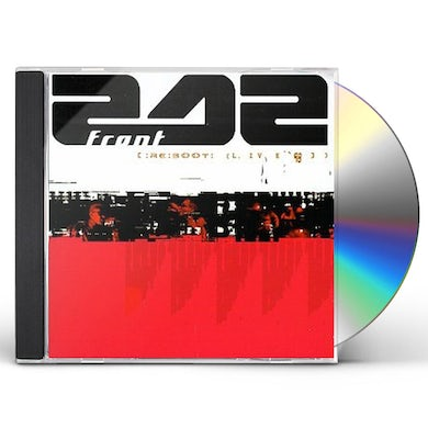 Front 242 RE:BOOT CD