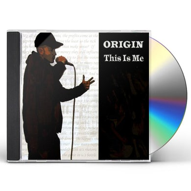 Origin THIS IS ME CD