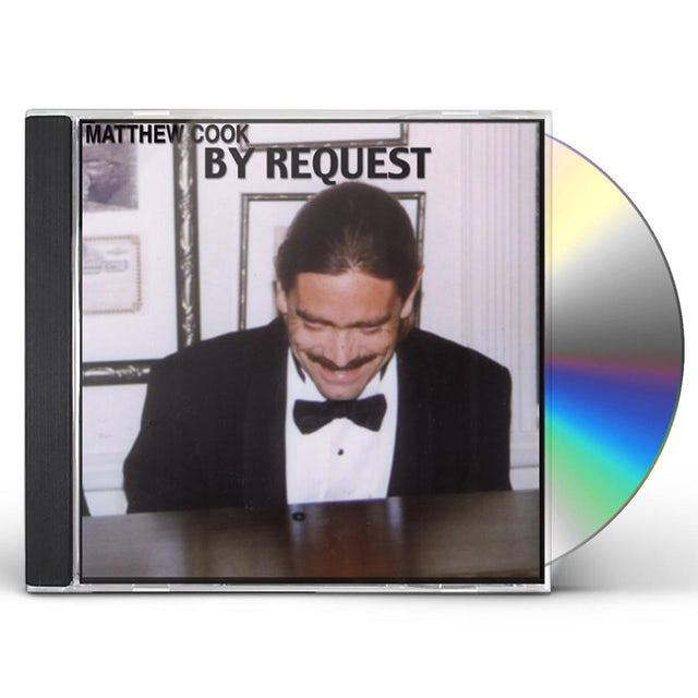 Matthew Cook BY REQUEST CD