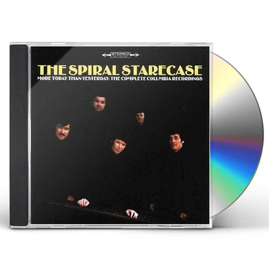 Spiral Starecase MORE TODAY THAN YESTERDAY: COMPLETE COLUMBIA REC CD