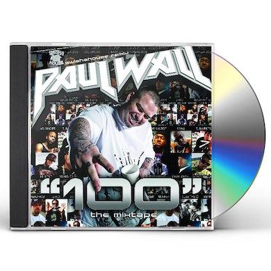 Paul Wall 100 MIXTAPE CD